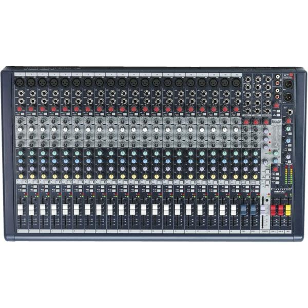 Soundcraft - Mfxi - [MFXi20] Mixer 24 canali con effetti
