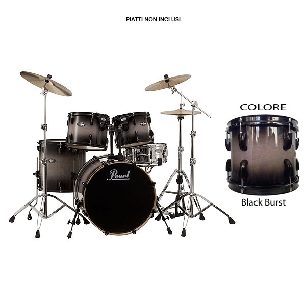 Pearl - Vision - VBL925S/BBL - #238 Black Burst