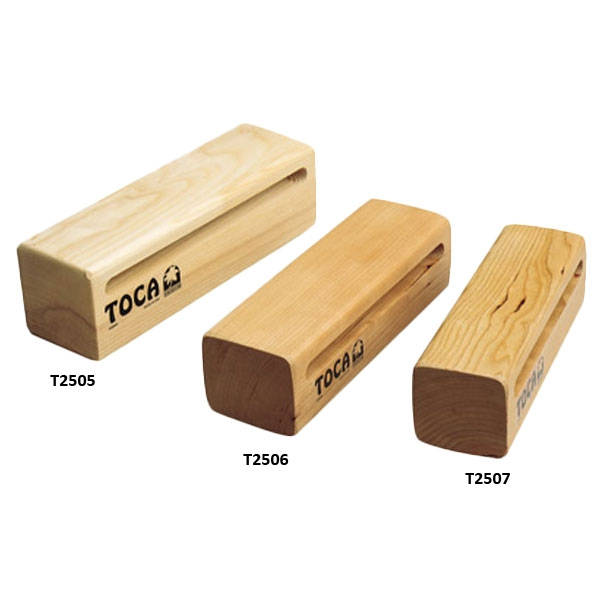 Toca - T2507 Tenor Wood Block