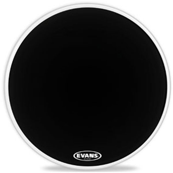 "Evans - EQ1 Risonante Cassa Black - BD18RA 18"" EQ1 Black Bass"