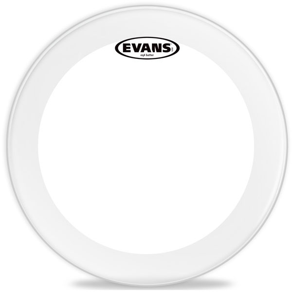 "Evans - EQ4 Batter Cassa Clear - BD18GB4 18"" EQ4 Clear Bass"