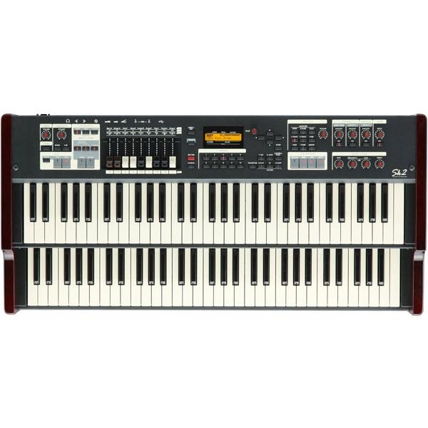 Hammond - [SK2] Organo professionale con doppia tastiera 61 tasti