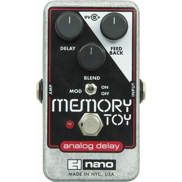 Electro Harmonix - [MEMORY TOY] Pedale delay analogico