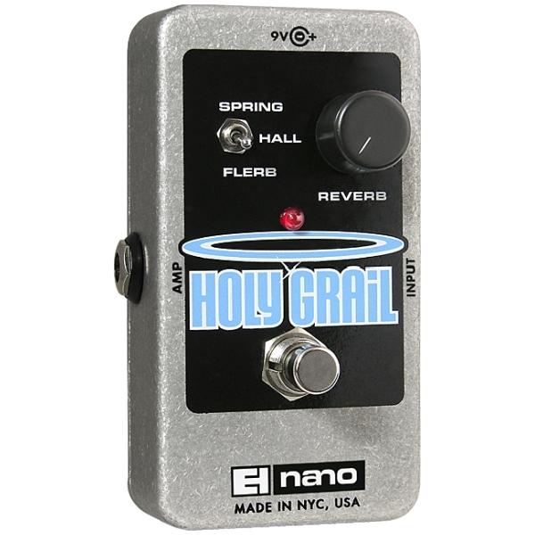 Electro Harmonix - Holy Grail Nano - Reverbero