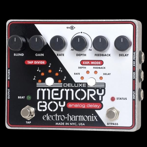 Electro Harmonix - Deluxe Memory Boy