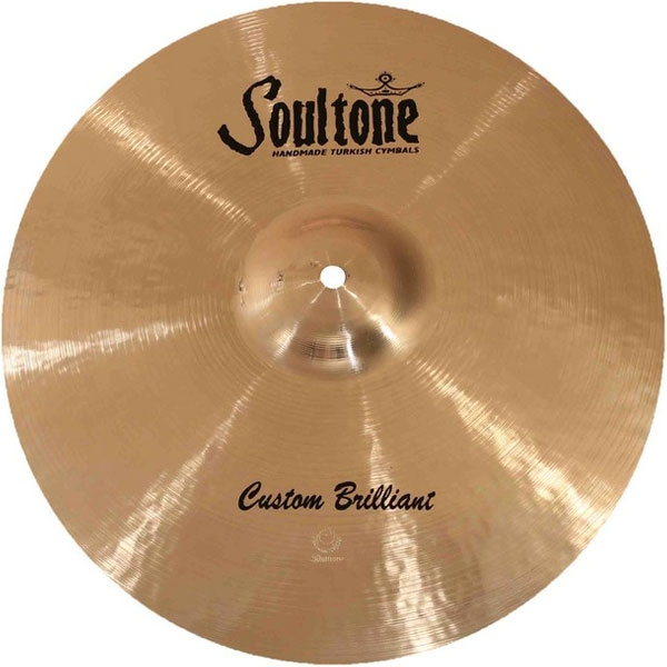 Soultone - Custom Brilliant - Ride 21""