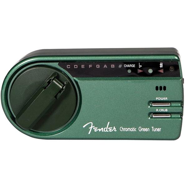 Fender - GT1000 Chromatic Green Tuner