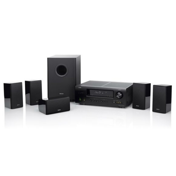 Denon - [DHT 1312XP] Sistema Home Theater