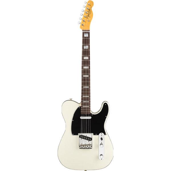 Fender - Tele-bration - '62 Telecaster Rosewood Olympic White