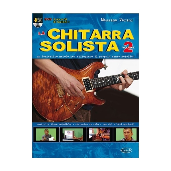 Carish - Varini Massimo - La Chitarra Solista, Volume 2 (9788850715978)