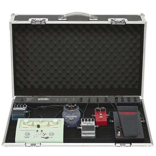 Rockbag - Rc23120b flight case per effetti a pedale