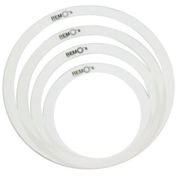 Remo - RO-2346-00 Set anelli sordina