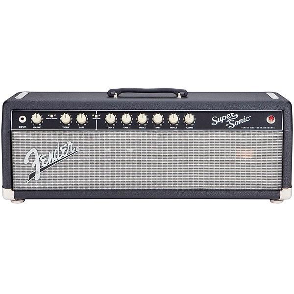 Fender - [SUPER-SONIC 60 HEAD] Amplificatore per chitarra 60W