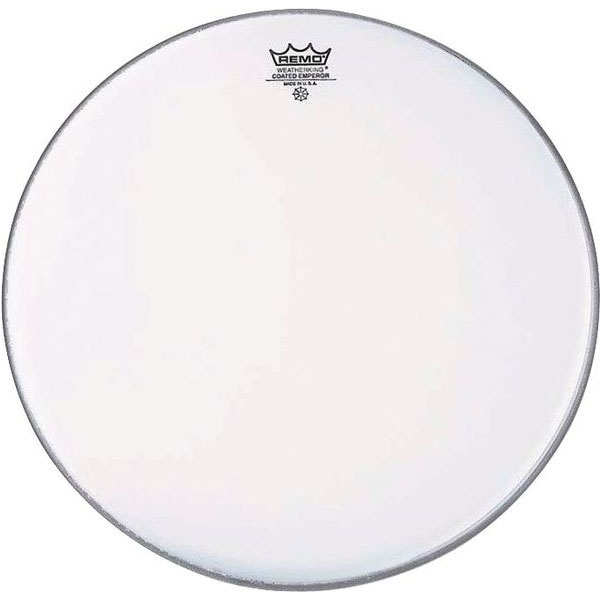 Remo - Emperor - [BE-0118-00] Pelle Cassa Coated 18""