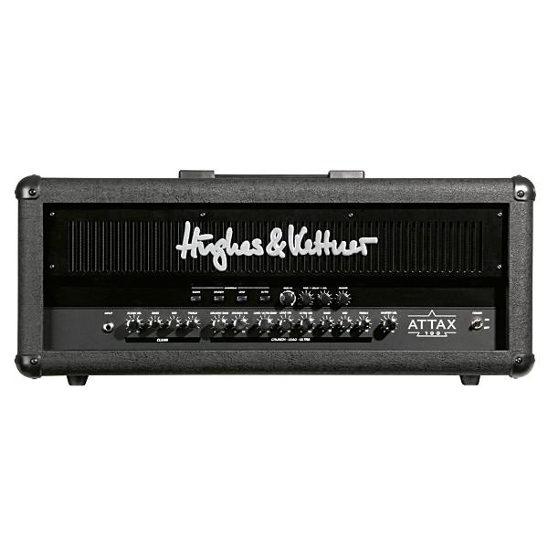 Hughes & Kettner - ATTAX 100 - Testata x chitarra 100 watt