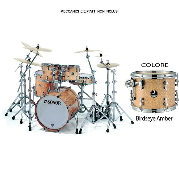 Sonor - Delite - DL10 Stage 2 - Birdseye Amber
