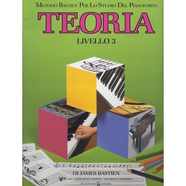 Rugginenti Editore - James Bastien - Teoria Livello 3 (9788876654879)
