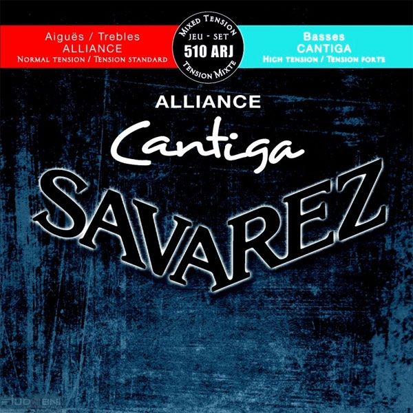 Savarez - [510ARJ] Alliance cantiga normal-high