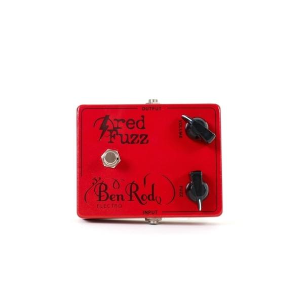 Benrod Electro - [AC 128] RED FUZZ - DISTORSORE/FUZZ