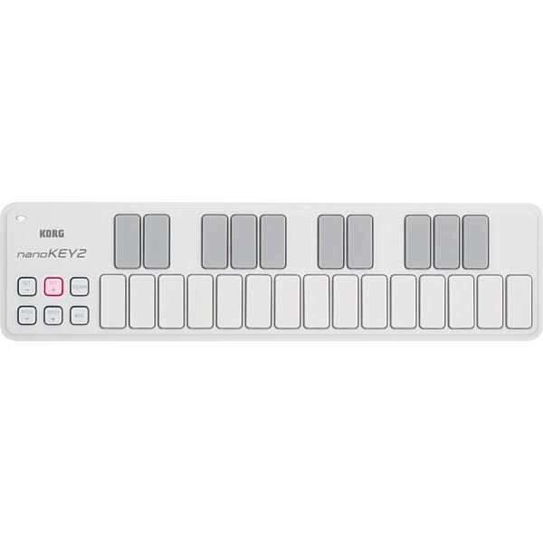 Korg - Nano Series 2 - [NANOKEY2] Controller Midi - White