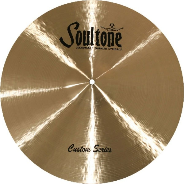 Soultone - Custom - Ride 22""