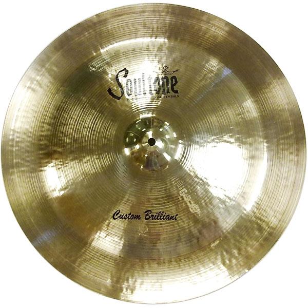 "Soultone - Custom Brilliant - China 18"""