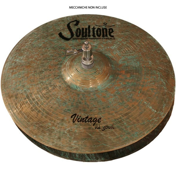 Soultone - Vintage Old School - Hi-Hat 14""