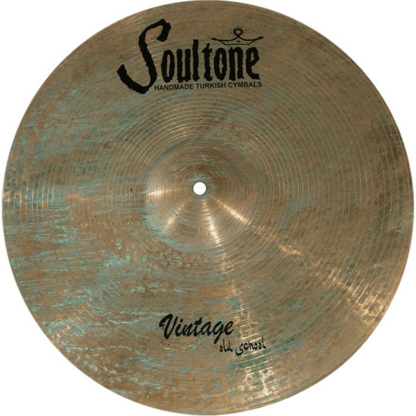 """Soultone - Vintage Old School - Crash/Ride 18"""""""