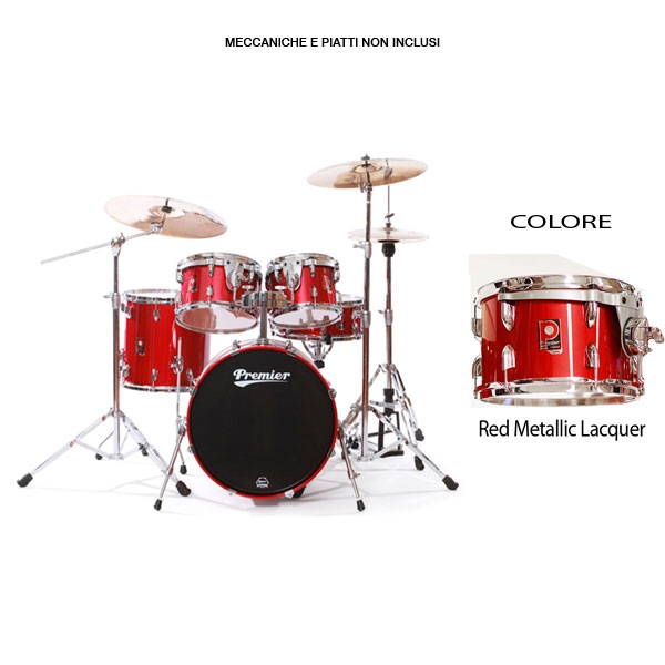 Premier - Performance APK - 6329945RLM Heavy Rock 22 - Red Metallic Lacquer