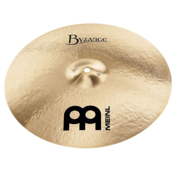 "Meinl - Byzance - [B20MC-B] 20"" Byzance Brilliant Medium Crash"