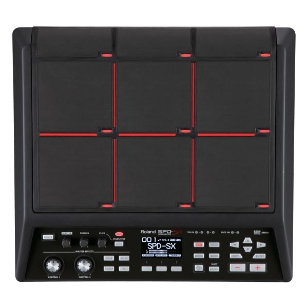 Roland - [SPD-SX] Sampling Pad
