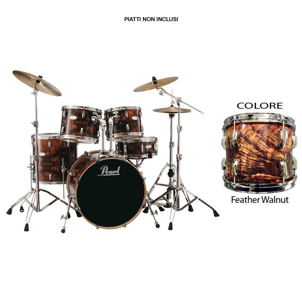 Pearl - Vision - VML925S/CFW - #802 Feather Walnut