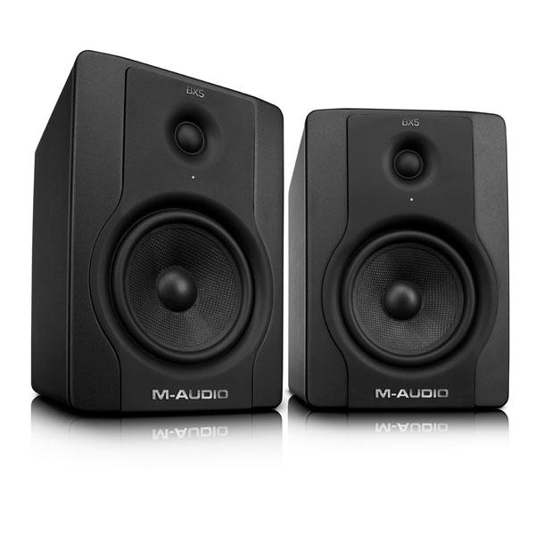 M-Audio - [BX5 D2] Monitor amplificato 70W (coppia)
