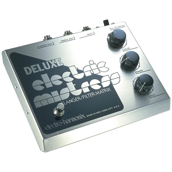 Electro Harmonix - Deluxe Electric Mistress - Flanger Analogico