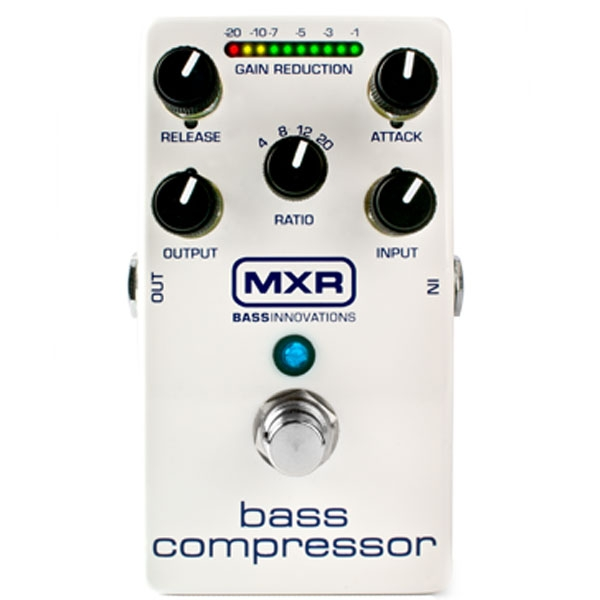 Dunlop - Mxr - [M87] Bass Compressor