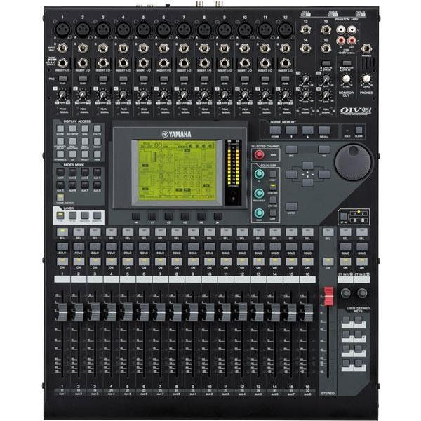 Yamaha - [01V96I] Mixer digitale 16 canali con effetti e USB
