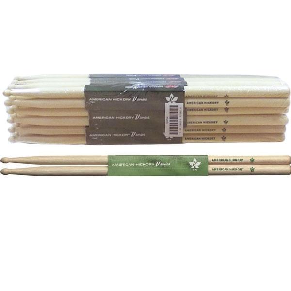 Stagg - SHV5A Bacchette Hickory 5A (12 Paia)