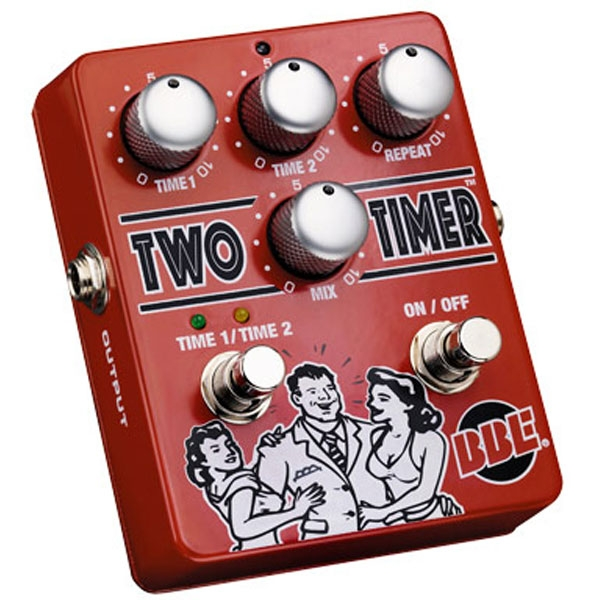 Bbe - Two-Timer