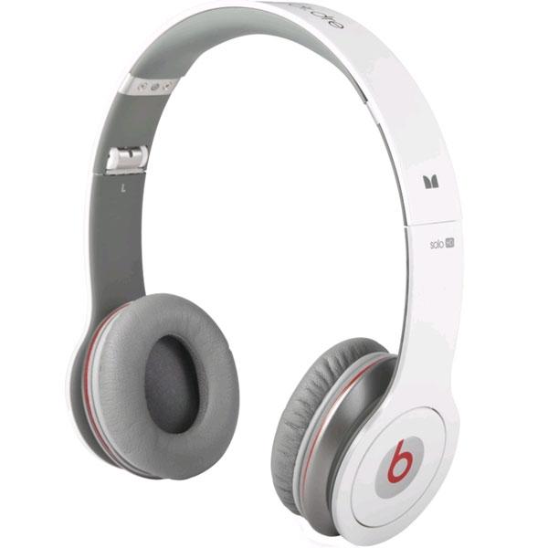 Beats - Beats by Dr. Dre Solo HD - [SOLOHD-WH] Cuffie HD con ControlTalk - Edizione speciale