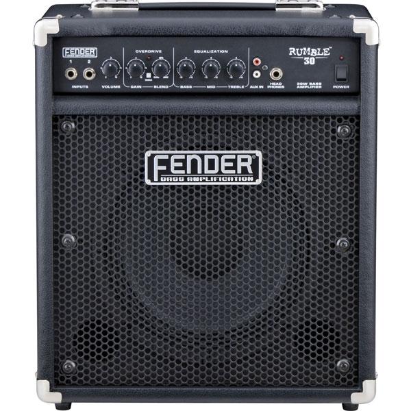 Fender - [RUMBLE 30] Amplificatore combo per basso 30W