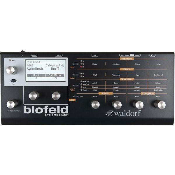 Waldorf - Blofeld Desktop Black