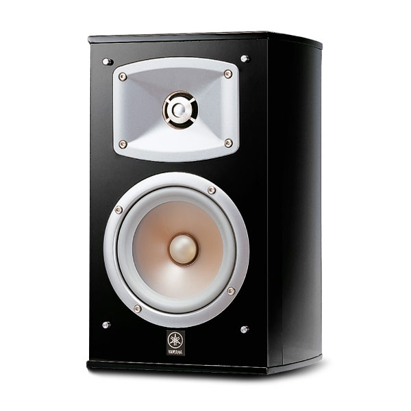 Yamaha - NS-333 Coppia Speaker - Black