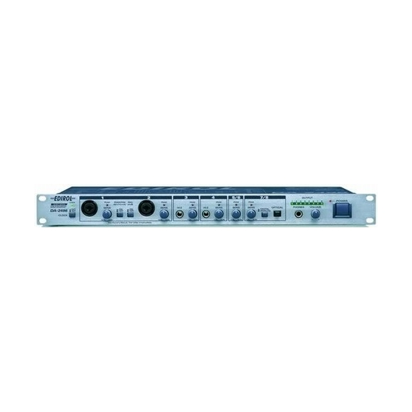 Roland - Da-2496 Interfaccia rack