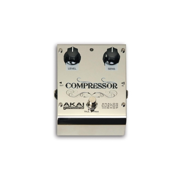 """Akai - """"COMPRESSOR"""" - Pedale compressore x chitarra"""