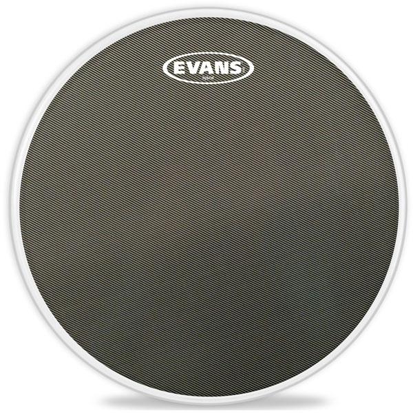 "Evans - B14MHG 14"" Hybrid Grey Marching Snare Pelle per Rullante"