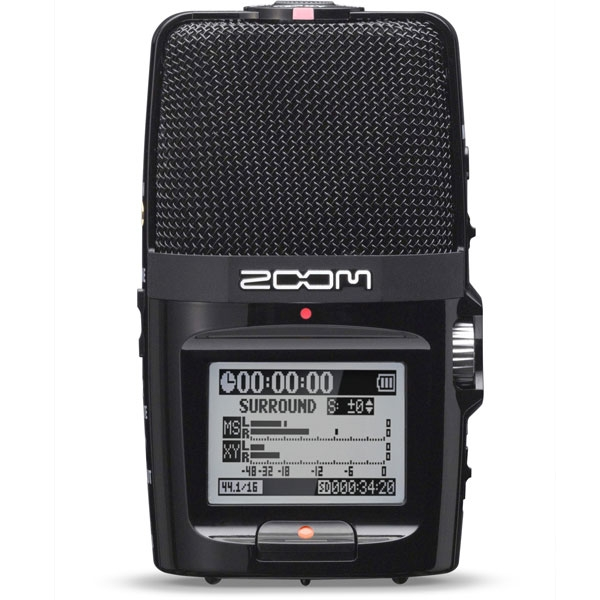 Zoom - [H2N] Registratore digitale portatile