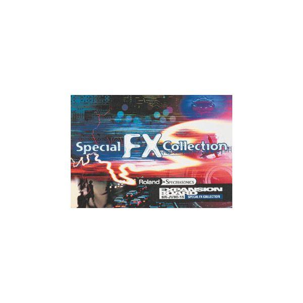 Roland - Sr-jv80-15 Special EFX expansion board