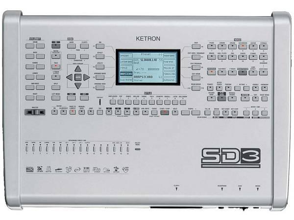 Ketron - SD 3 MODULO SONORO