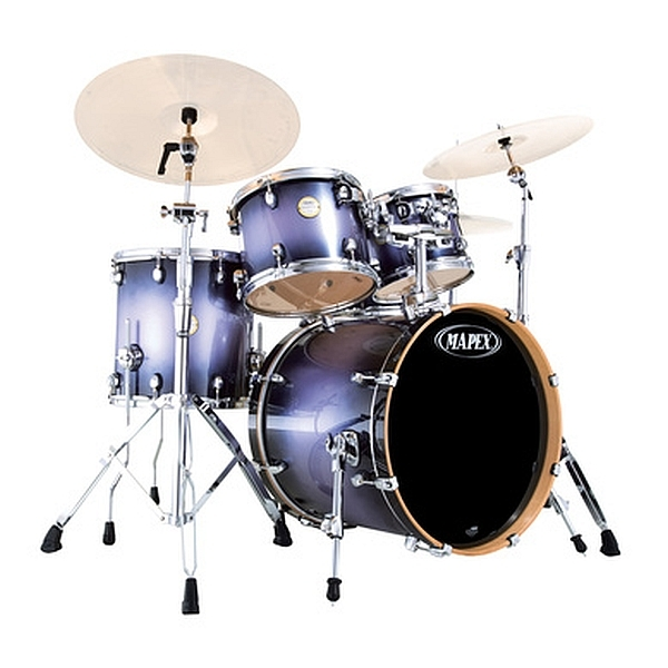 Mapex - Meridian Maple - MP5045PE Jazz - Midnight Steel