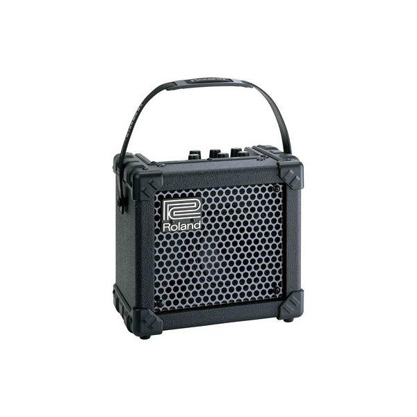 Roland - MicroCube Amplificatore per chitarra, nero